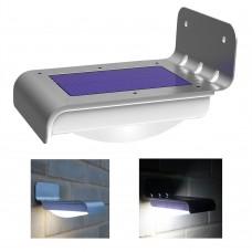 16LEDs Solar Motion Sensor Light Outdoor Garden Security Lamp Waterproof Light