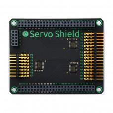 Servo Shield FPGA Development Board Module Compatible with Mojo V3