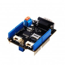 CAN-BUS Shield V2 Expansion Board Protocol Communication Board Compatible with Standard CAN Interface