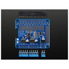 Adafruit DC Stepper Motor HAT For Raspberry Pi DC Stepper Motor Module Mini Kit