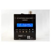 MR300 Shortwave Antenna Analyzer Meter Tester 1-60M For Ham Radio Support Bluetooth No Battery