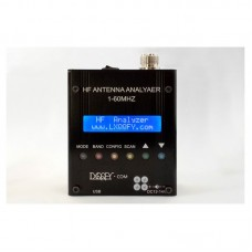 MR300 Shortwave Antenna Analyzer Meter Tester 1-60M For Ham Radio Support Bluetooth With Battery
