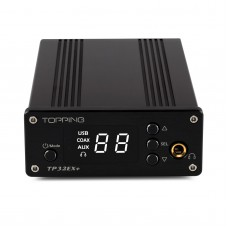 TP32EX+ Digital Amp 75W*2 DAC Headphone Amplifier Coaxial USB Auto On/Off Function Power Amplifiers