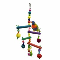 Parrot Ladder Toy Parrot Climbing Swing Stand For Parrots Biting Climbing