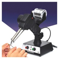 Automatic Soldering Machine Station Gun Spot Weld Tin Quantitative + Pedal