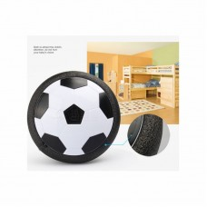 Air Soccer Hover Ball Electric Soccer Toy Soft Foam Bumper LED Floating Ball Game Gift