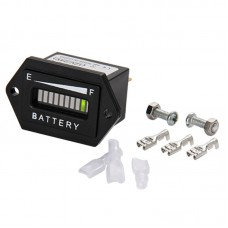 36V Battery Indicator Meter Gauge For EZGO Club Car Yamaha Golf Cart LED Display
