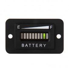 48V Battery Indicator Meter Gauge For EZGO Club Car Yamaha Golf Cart LED Display