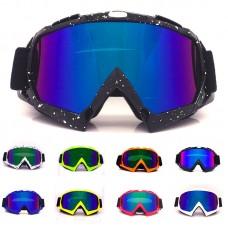 Motocross Riding Goggles For Motocross Racing ATV Dirt Bike Motorcycle Goggles Eyewear Lens Ski