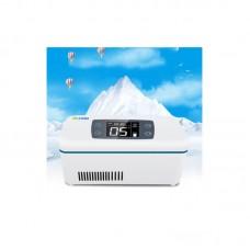 DC12-24V Insulin Cooler Car refrigerator 2-8°C Refrigerate Box Drug Reefer