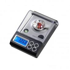 Digital Milligram Scale 20g/0.001g High Accuracy Jewelry Scale LCD Tare Function Pocket Balance