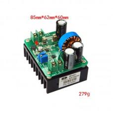 600W DC-DC Boost Converter 10v-60V to 12V to 80V Step UP Power Supply Module