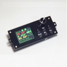 DC-DC Step Down Buck Converter Power Supply Module CV CC 6V-75V to 0-62V w/ USB Communication Port