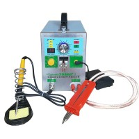 3 In 1 SUNKKO 709AD+ Battery Pulse Spot Welder 110V For 18650 Battery Pack Welding + 70B Welding Pen