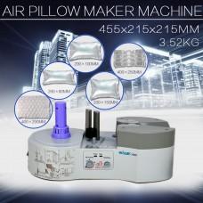 110V/220V Air Pillow Cushion Bubble Wrap Maker WiAIR-1000 Machine + Free Air Pillow