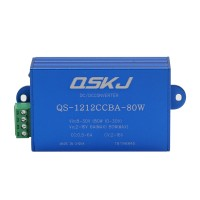 DC/DC Converter QS-1212CCBA-80W Power Supply Auto Boost Buck 80W CC CV Charger