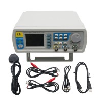 FY6800-60M DDS Signal Generator Dual Channel 0.01-100MHz Function Arbitrary Waveform Pulse