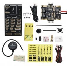 Pixhawk PX4 Flight Controller Kit Set Aluminum Case 32Bit ARM RC Part with M8N GPS and Power Board