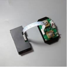 Waterproof Temperature Sensor Probe Thermistor Screw Fixed NTC Thermal Probe Thermometer 1M