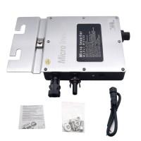 IP67 300W Solar Micro Inverter Grid-Tie Inverter For On Grid Solar Power System