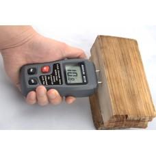 Wood Moisture Meter Wood Humidity Meter Damp Detector Tester Digital Display 2 Pin