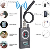 RF Signal Detector Bug Anti-spy Detector Camera GSM Audio Bug Finder GPS Scan