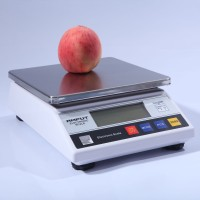 10KG x 1G Large Digital Scale Large Food Scale Electronic Food Balance Scale Lab Weigh APTP457A