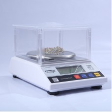 300g x 0.01g Precision Jewelry Scale Digital Scale Kitchen Scale Lab Weigh + Wind Shield APTP457B