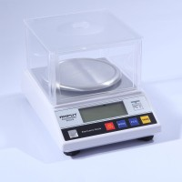 1KG x 0.01g Precision Jewelry Scale Digital Scale Kitchen Scale Lab Weigh + Wind Shield APTP457B