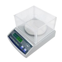 3000G x 0.01G Digital Precision Scale La Analytical Balance + Windshield Top Quality