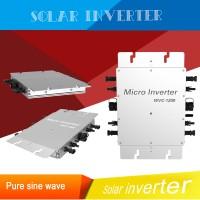 1200W Waterproof Micro Grid Tie Inverter Solar Inverters Power Inverter Auto Identification of Voltage
