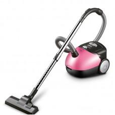 XC93 Mini Vacuum Cleaner 1600W Handheld Dry Type Strong Power Mites Killer 2L Dust Bag