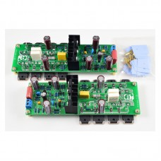 L20.5 Amplifier Board Assembled Dual Channel Amp Board KEC KTB817 KTD1047 THD 0.0015%