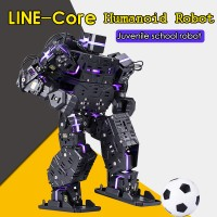 18DOF Humanoid Robot Biped Robot Assembled Educational Robot For DIY Dancing Combat Fighting Projects
