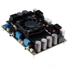 2x1500W Audio Amplifier Board Class D DC Power Stereo Amp Dual Channel Amp Board