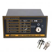 BC520A Auto Start Generator Controller Board Key Start Generator Contol Module
