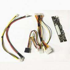 DC 12V 250W Mini Pico PSU PC ATX Power Supply Atom Htpc ITX Car Power Supply