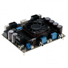 2x900W Class D Audio Amplifier Board DC Power Stereo Amp Dual Channel Amp Board