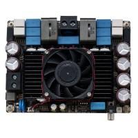 1x3000W Class D Audio Amplifier Board DC Power Stereo Amp - HV Mono Subwoofer