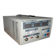 Lithium Battery Discharge Tester Lead Acid Lithium Battery Capacity Tester Meter 12V24V36V48V60V72V