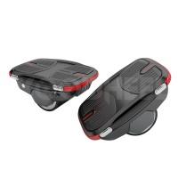 Electric Hovershoes Skateboard Hovershoes Self-Balancing Smart Hoverboard Hover Roller Skates Shoes