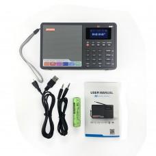 """GEMEDIA D1 DAB FM Radio RDS Digital Radio Player 1.8"""" LCD Display Bluetooth 4.0 Digital DAB FM Alarm"""
