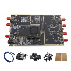 1.8MHz-6GHz SDR Software Defined Radio 10DBM USB3.0 compatible with USRP B210
