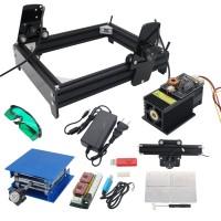 15W Mini Laser Engraver Metal Steel Iron Stone Engraving Machine Image Printer