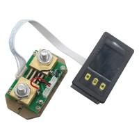 0-120V 0-300A DC Digital Volmeter Ammeter Multimeter Voltage Ampere Power Watt Coulomb Capacity Time Temp