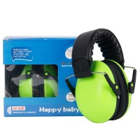 NRR 25dB Toddler Ear Protection Adjustable Soft Hearing Protection For Kids For Shooting Hunting