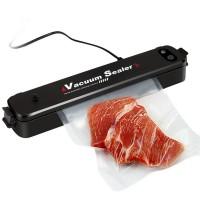 Vacuum Sealer Household Automatic Vacuum Sealer For Food Fruit Home Packing Machine + Vacuum Bags