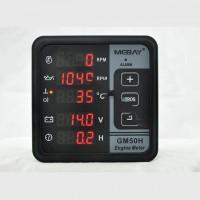 Generator Panel Meter Digital Multi-Function Meter Diesel Engine Monitor Control Panel