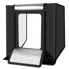Foldable Photo Studio Tent 60x60cm LED Photo Light Box Tent Photography Tent Box Kit White Light