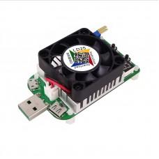 USB Electronic Load Resistor Discharge Battery Test Adjustable Current Voltage LD35 5A/25V/35W